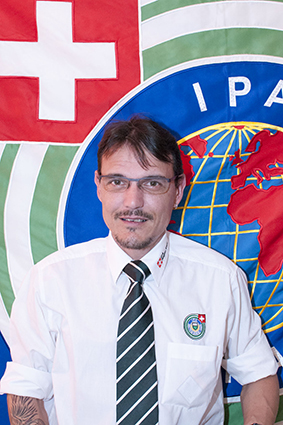 Bertrand Cornamusaz